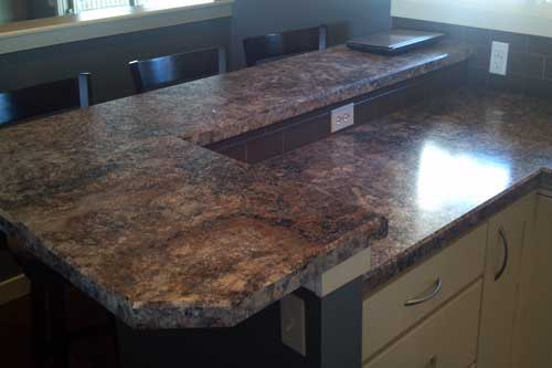 Is There Radon In Granite Countertops